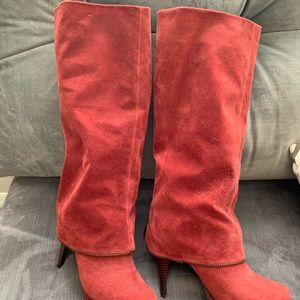 Baby Phat size 7 1/2 knee high boots